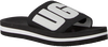 Schwarze UGG Pantolette ZUMA GRAPHIC  - small