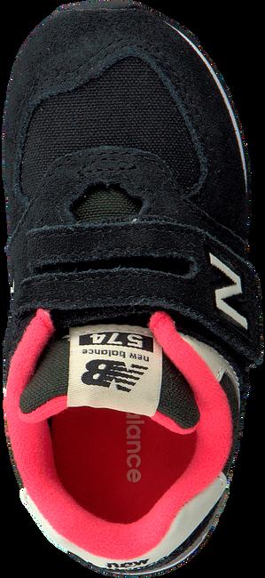 Schwarze NEW BALANCE Sneaker YV574/IV574 - large