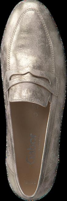 Goldfarbene GABOR Loafer 444 - large