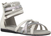 Weiße BULLBOXER Sandalen AED009FIS - small