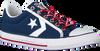 Blaue CONVERSE Sneaker STAR PLAYER EV OX  - small