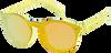Gelbe LE BIG Sonnenbrille SALVIA SUNGLASSES  - small