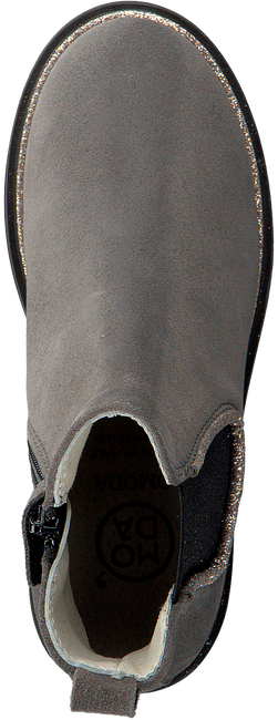 Beige OMODA Chelsea Boots B1998 - large