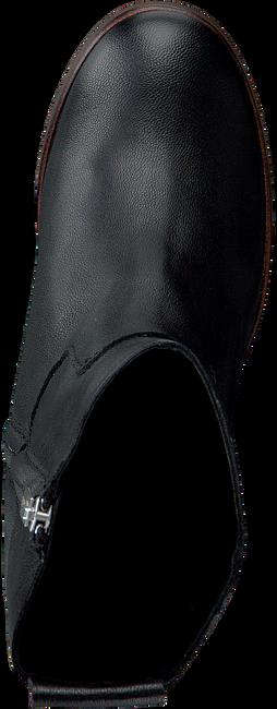 Schwarze SHABBIES Stiefeletten 183020112  - large