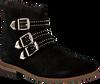 Schwarze CLIC! Stiefeletten 8649 - small