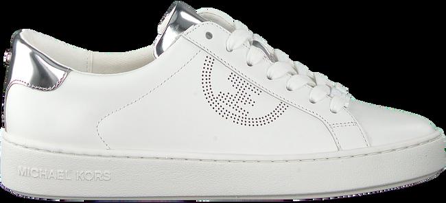 Silberne MICHAEL KORS Sneaker low KEATON LACE UP  - large