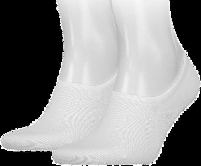 Weiße TOMMY HILFIGER Socken TH MEN FOOTIE - large