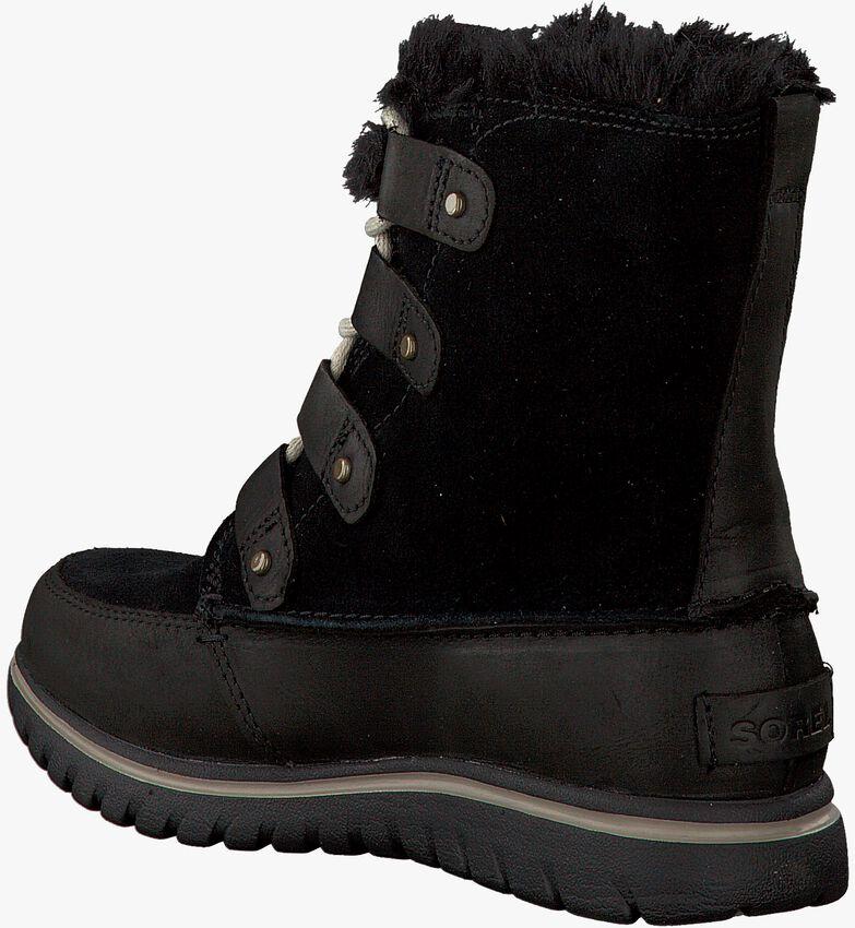 Schwarze SOREL Ankle Boots COZY JOAN - larger