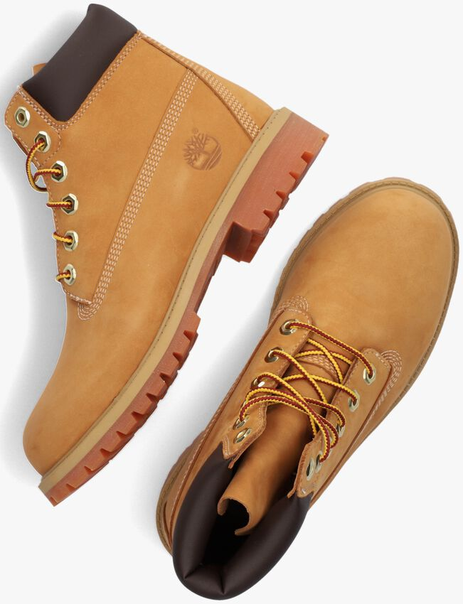 Camelfarbene TIMBERLAND Ankle Boots 6IN PREM RUST - larger