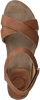 Braune CA'SHOTT Sandalen 15054 - small