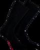 Schwarze MARCMARCS Socken HELENA COTTON 2-PACK - small