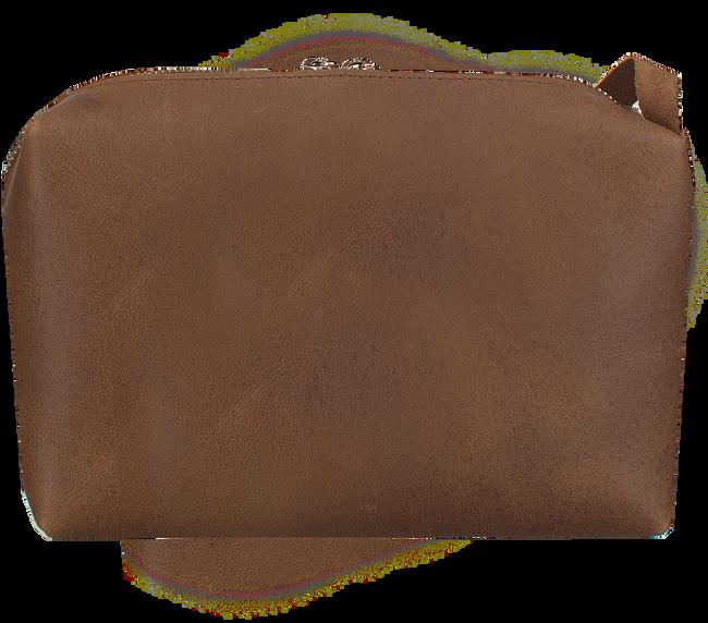 Braune MYOMY Umhängetasche MY BLACK BAG - large