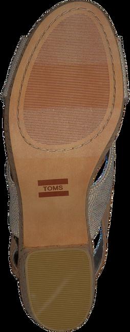 Beige TOMS Sandalen IBIZA 10013586  - large