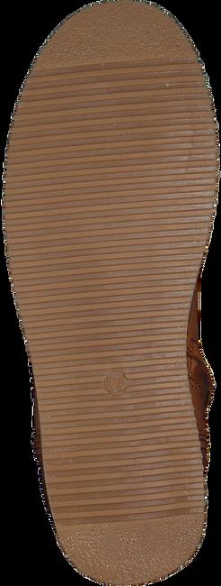 Cognacfarbene GIGA Stiefeletten 8704 - large