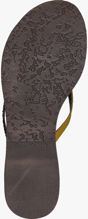 Gelbe LAZAMANI Pantolette 75.644  - larger