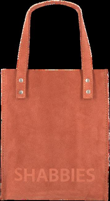 Braune SHABBIES Shopper 281020001  - large