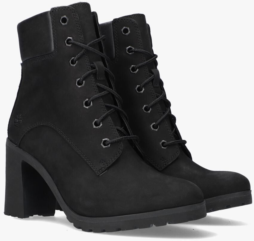 Schwarze TIMBERLAND Ankle Boots ALLINGTON 6IN LACE - larger