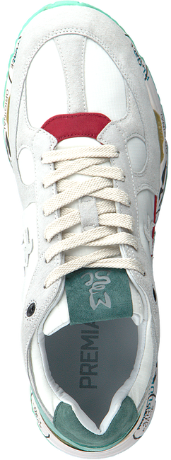 Weiße PREMIATA Sneaker low MASE  - large