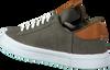 Grüne HUB Sneaker HOOK-M - small