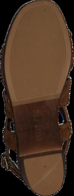 Braune UNISA Sandalen TERRAT  - large