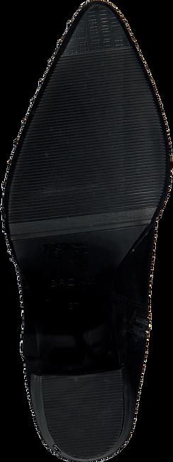 Schwarze BRONX Stiefeletten 34047 - large