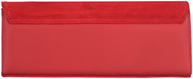Rote PETER KAISER Clutch LORETTE - large