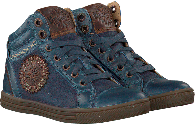 Blaue BRAQEEZ Sneaker 417655 - large