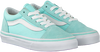 Blaue VANS Sneaker UY OLD SKOOL BLUE TINT KIDS  - small