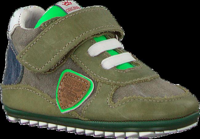 Grüne SHOESME Babyschuhe BP9S038 - large