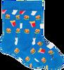 HAPPY SOCKS Socken HAMBURGER KIDS - small