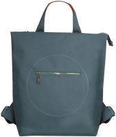 Blaue MYOMY Rucksack MY CIRCLE BAG BACKBAG  - medium