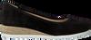 Schwarze GABOR Slipper 641 - small