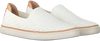 Weiße UGG Slipper SAMMY CHEVRON  - small