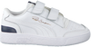 Weiße PUMA Sneaker low RALPH SAMPSON LO V PS  - small