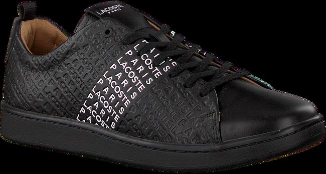 Schwarze LACOSTE Sneaker CARNABY EVO 319 12  - large