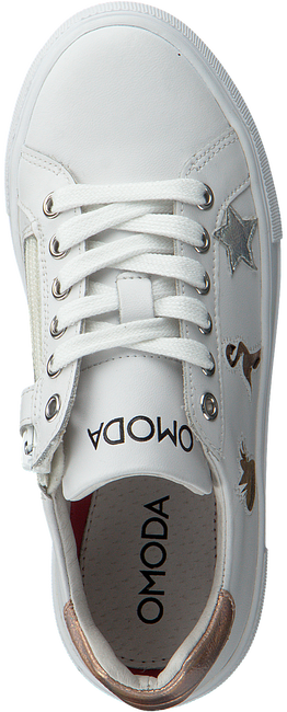 Weiße OMODA Sneaker OM119258  - large