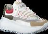 Beige BRONX Sneaker 66265  - small