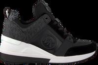 Schwarze MICHAEL KORS Sneaker low GEORGIE TRAINER  - medium