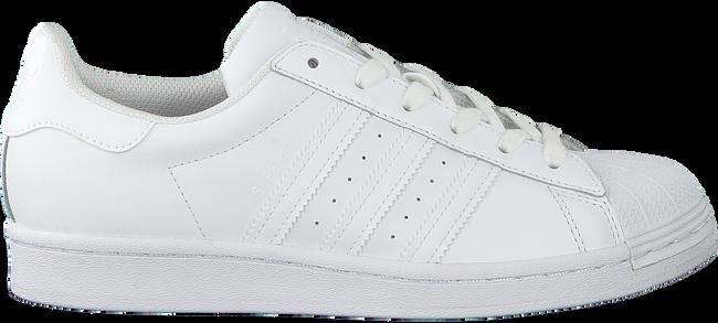 Weiße ADIDAS Sneaker low SUPERSTAR DAMES  - large