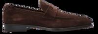 Braune GIORGIO Loafer 50504  - medium