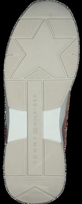 Beige TOMMY HILFIGER Sneaker low SPORTY CHUNKY GLITTER  - large