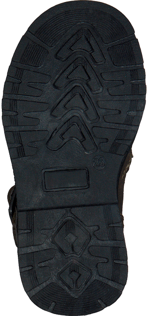 Taupe BUNNIES JR Biker Boots TINA TROTS - large