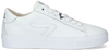 Weiße HUB Sneaker low HOOK-Z  - small