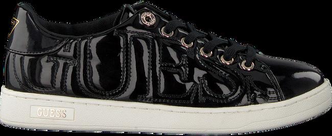 Schwarze GUESS Sneaker FLCEN4 PAF12 - large