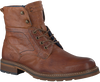 Cognacfarbene REHAB Ankle Boots CARL - small