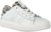 Weiße APPLES & PEARS Sneaker low FREJA  - small