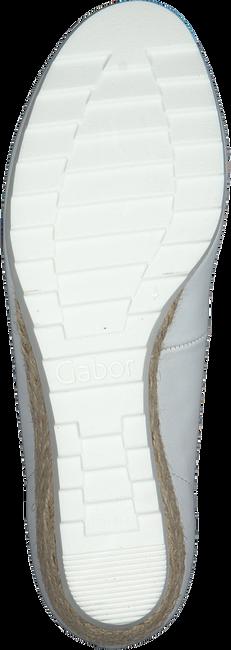 Weiße GABOR Slipper 641 - large