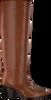 Cognacfarbene VIA VAI Hohe Stiefel BLAKE  - small