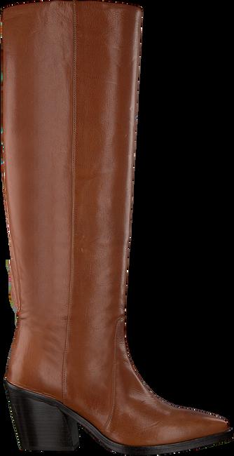 Cognacfarbene VIA VAI Hohe Stiefel BLAKE  - large