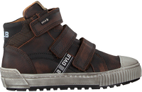 Braune DEVELAB Sneaker high 41669  - medium